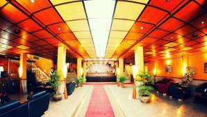 هتل نادری اهواز لابی
