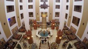 هتل پارسیان صفاییه یزد فضای داخلی 6