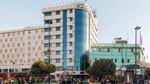 هتل اطلس مشهد نمای بیرونی