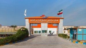 هتل ساحلی خلیج فارس قشم نمای بیرونی 1