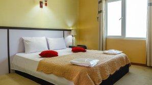 هتل ساحلی خلیج فارس قشم اتاق دو تخته دابل 1