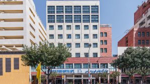 هتل آپارتمان فیروزه توس مشهد نمای بیرونی