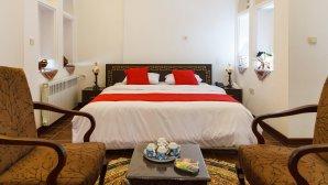 هتل رویای قدیم یزد اتاق دو تخته دابل