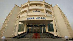 نمای بیرونی هتل سارا