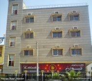 نمای بیرونی هتل کیوان آبادان