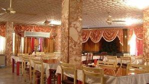 نمای داخلی رستوران هتل ایران اهواز