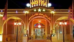 نمای بیرونی هتل سنتی عماد نظام فردوس