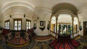 هتل سنتی متولی باشی ماهان کرمان فضای داخلی اتاق ها 1