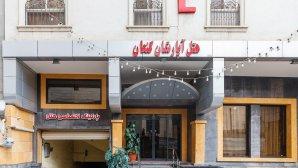 هتل کنعان مشهد نمای بیرونی