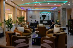 لابی هتل تارا مهاباد