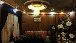 لابی هتل سحر مشهد