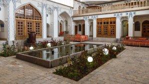 هتل سنتی اصفهان فضای داخلی هتل 1