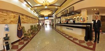 لابی هتل طوبی
