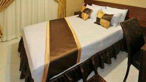 اتاق دو تخته هتل لبخند