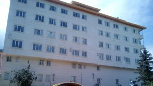 نمای بیرونی هتل توکل