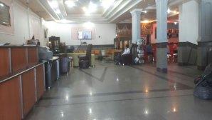 هتل الماس رفسنجان لابی