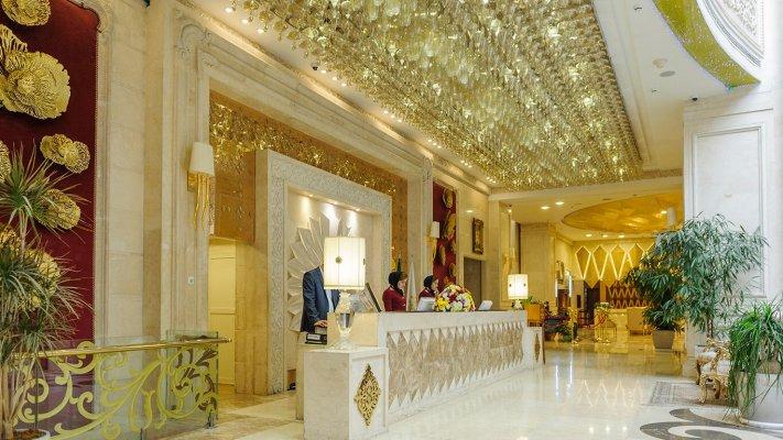 هتل الماس 2 مشهد پذیرش