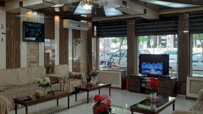 هتل ساسان تهران لابی