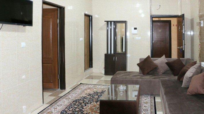 هتل آپارتمان آسام کرمان فضای داخلی سوئیت ها 1