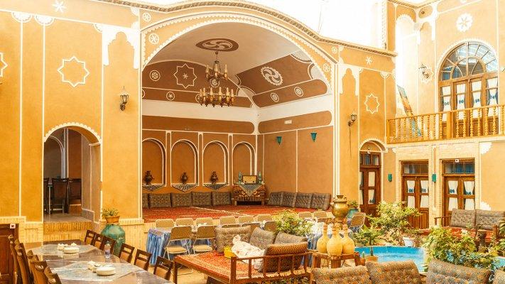 هتل فیروزه یزد فضای داخلی هتل 1
