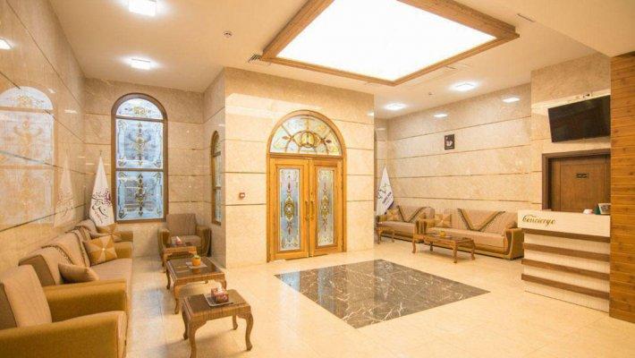 هتل آزادی تبریز لابی