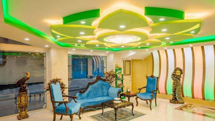 هتل رخسار قشم لابی