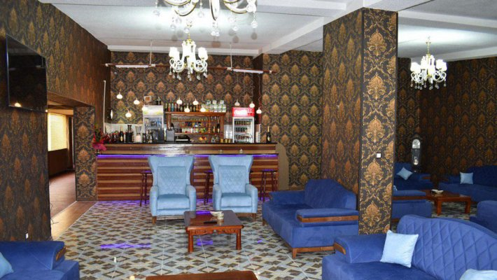 هتل شاهان چابهار کافی شاپ 1