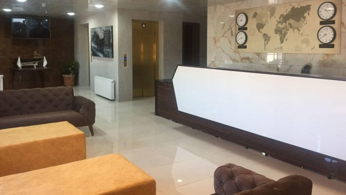 هتل ناکو بوشهر پذبرش