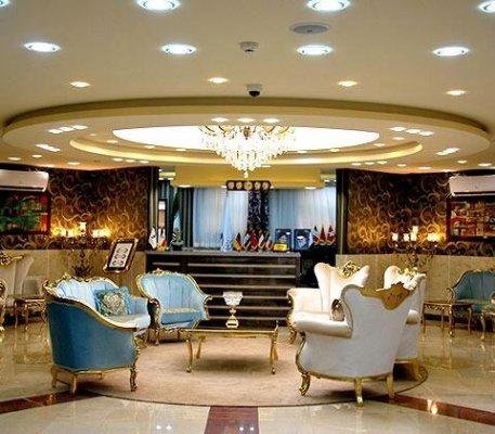 هتل راه و ما یزد لابی