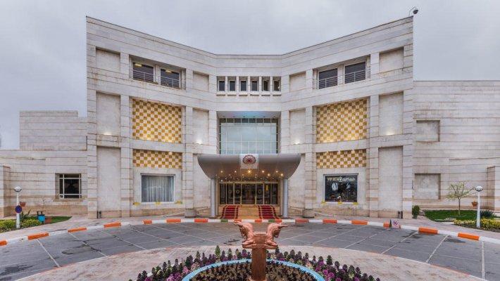 هتل پارس مشهد نمای بیرونی 1