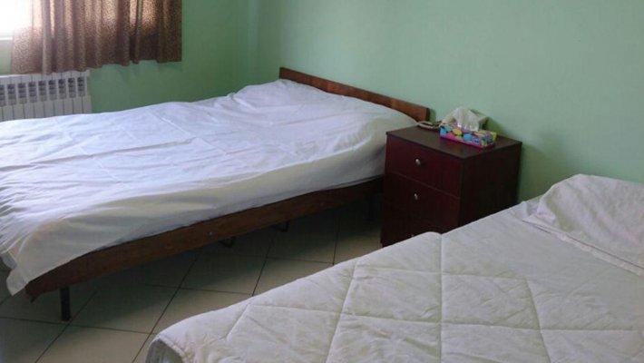 هتل نادر تهران اتاق سه تخته
