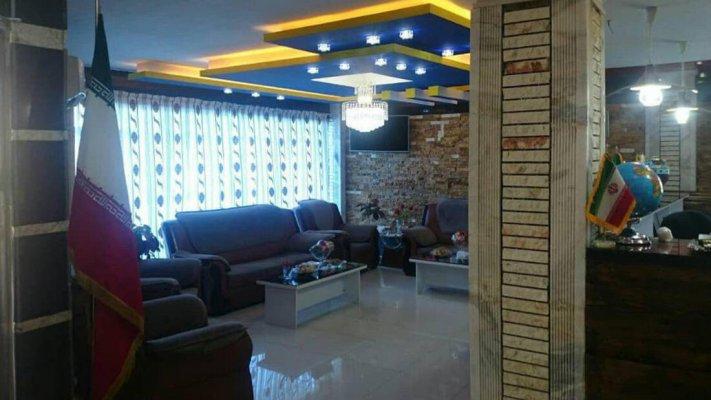 هتل نخل قشم لابی 1