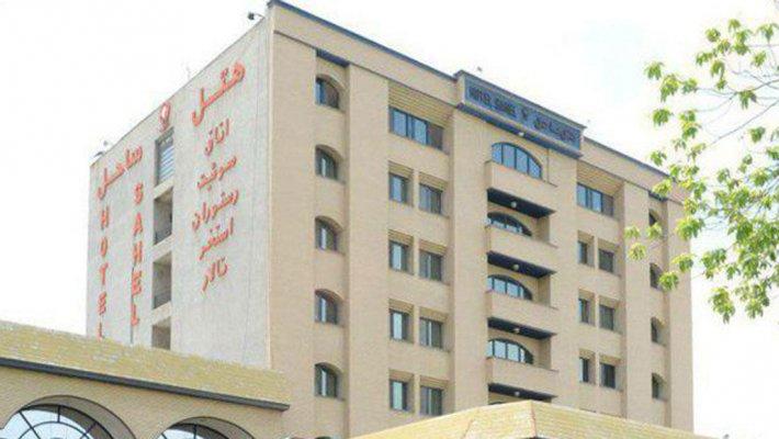 هتل ساحل ارومیه نمای بیرونی 1