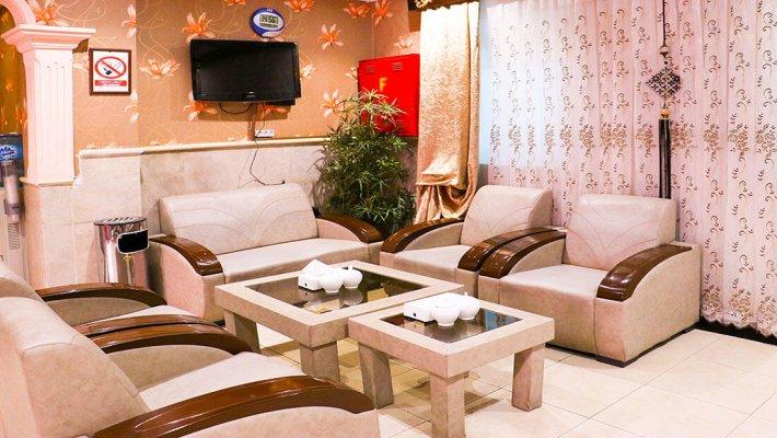 هتل آرمان تهران لابی