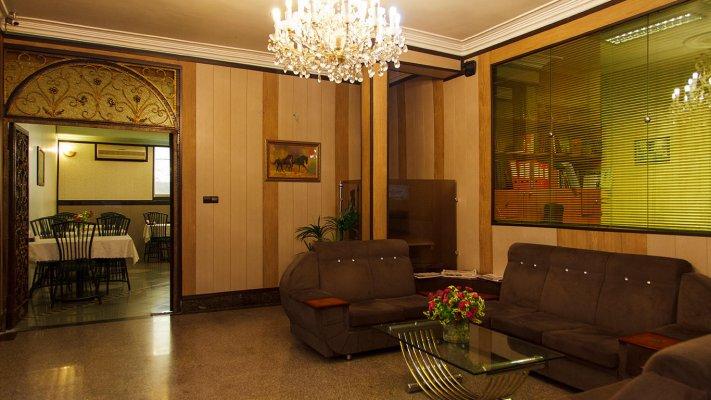 هتل پرستو تهران لابی 1