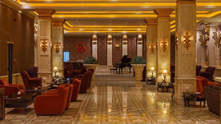هتل بزرگ تهران 2 کافی شاپ 3