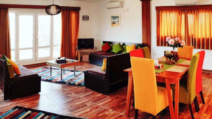 بوتیک هتل فولتون قشم ویلا چهار خوابه هشت تخته VIP 2