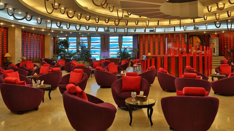 هتل فردوسی تهران لابی 1