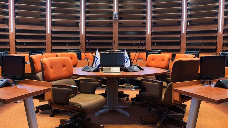 هتل فردوسی تهران سالن کنفرانس