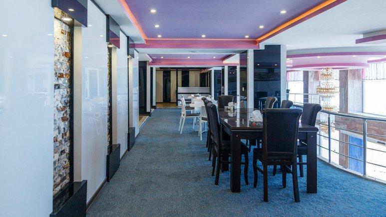هتل آلاله 2 درگهان رستوران
