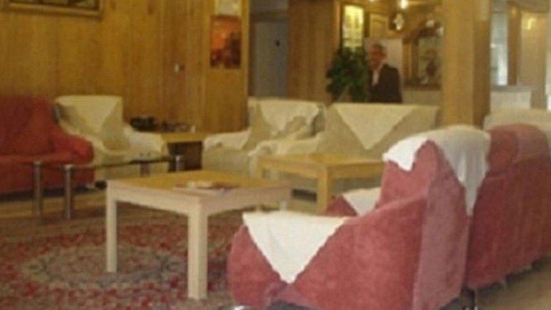 هتل اخوان کرمان لابی