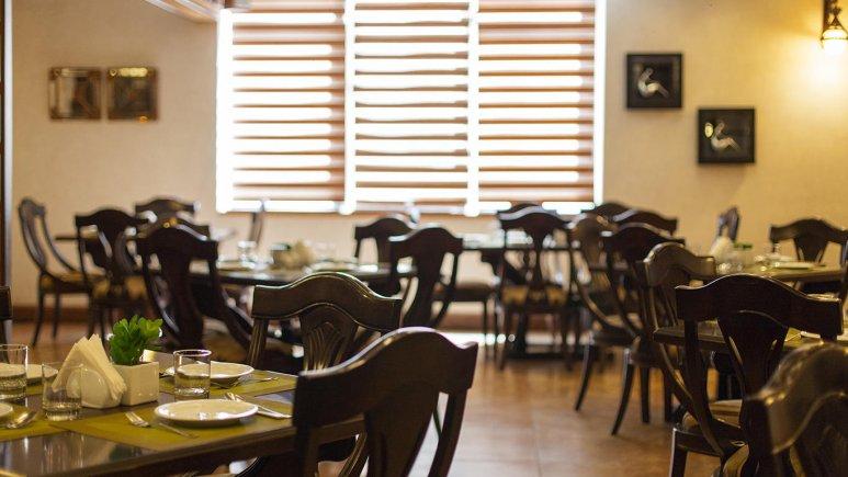 هتل رزیدانس رودکی تهران رستوران 1