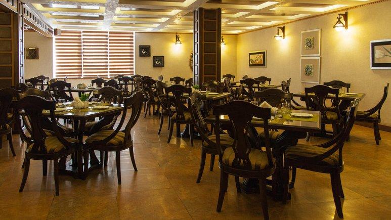 هتل رزیدانس رودکی تهران رستوران 2
