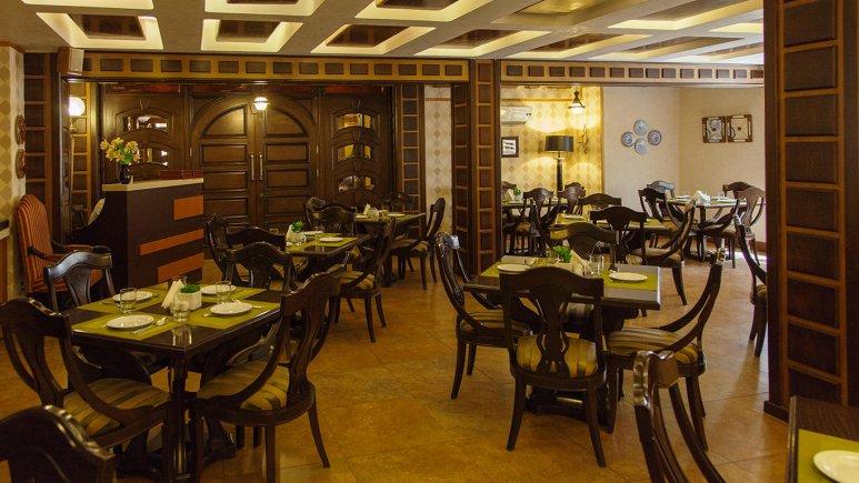 هتل رزیدانس رودکی تهران رستوران 3