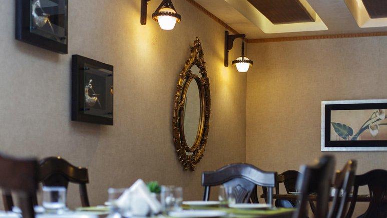 هتل رزیدانس رودکی تهران رستوران 4