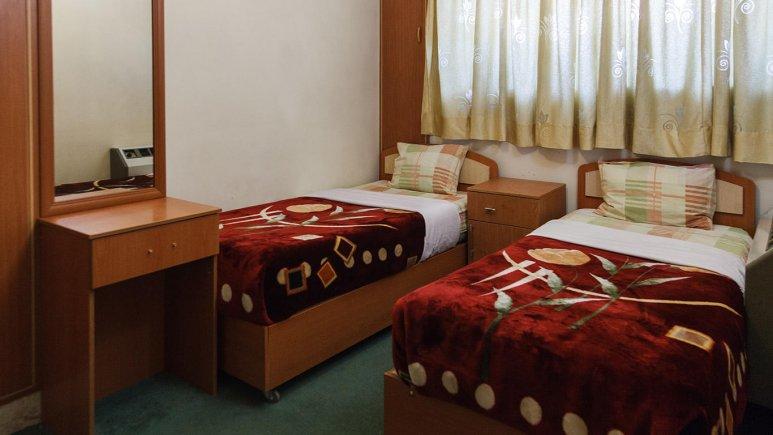 هتل آپارتمان قصر اصفهان فضای داخلی سوئیت ها 4