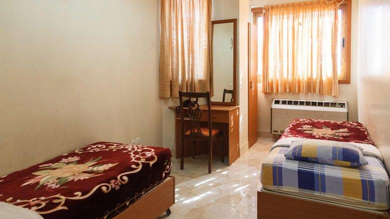 اتاق دو تخته هتل قصر اصفهان