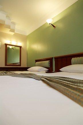 اتاق هتل اسکان