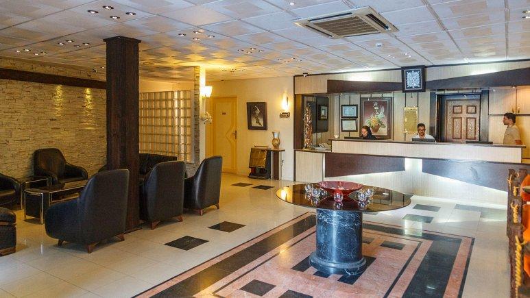 هتل جام جم کیش لابی