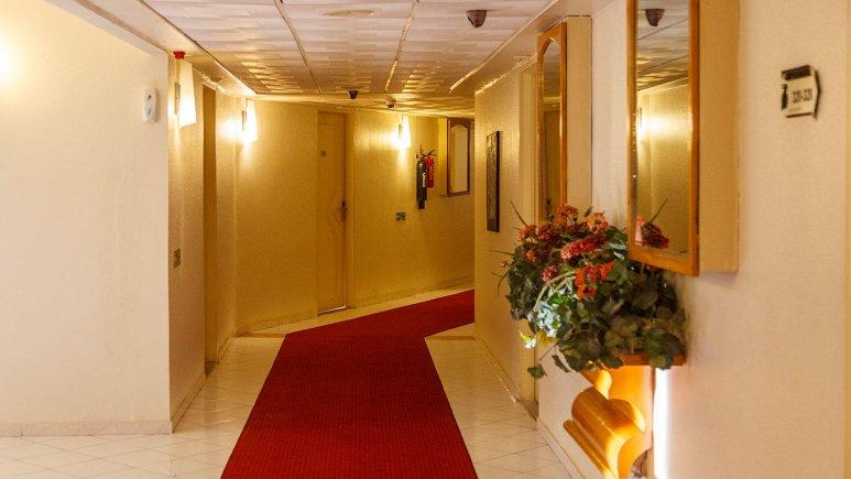 هتل جام جم کیش فضای داخلی هتل